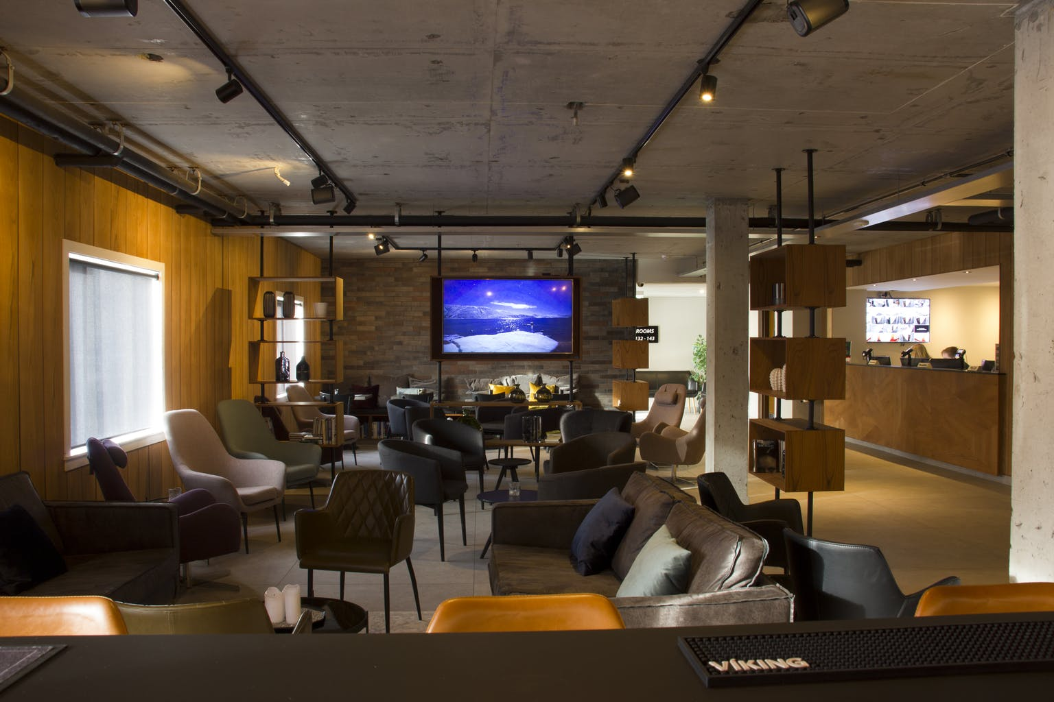BB Airport Hotel - Lounge