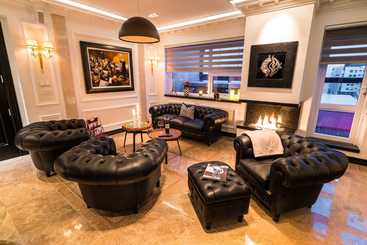 Diamond Suites - Lounge