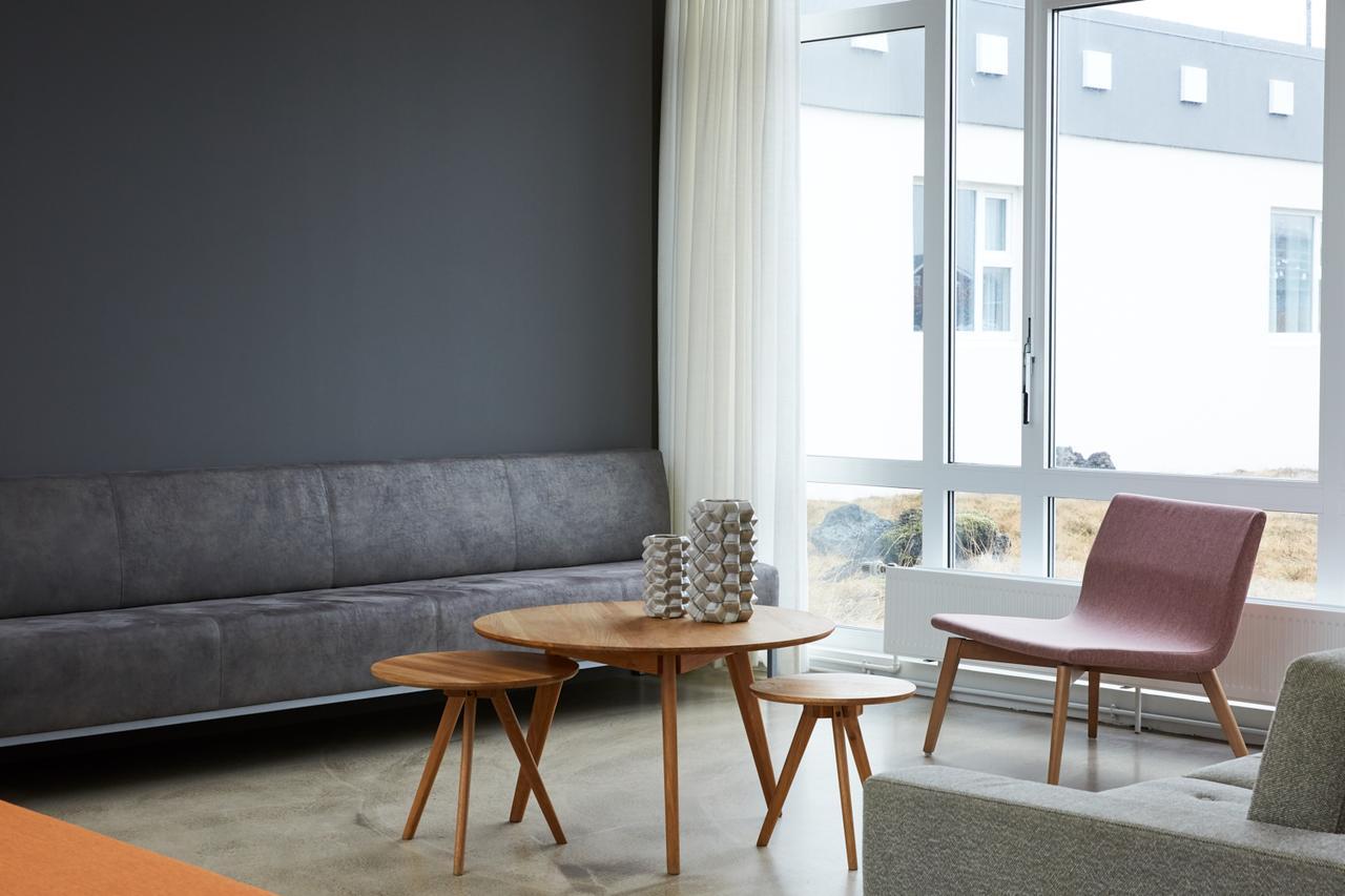 Geo Hótel - Lounge