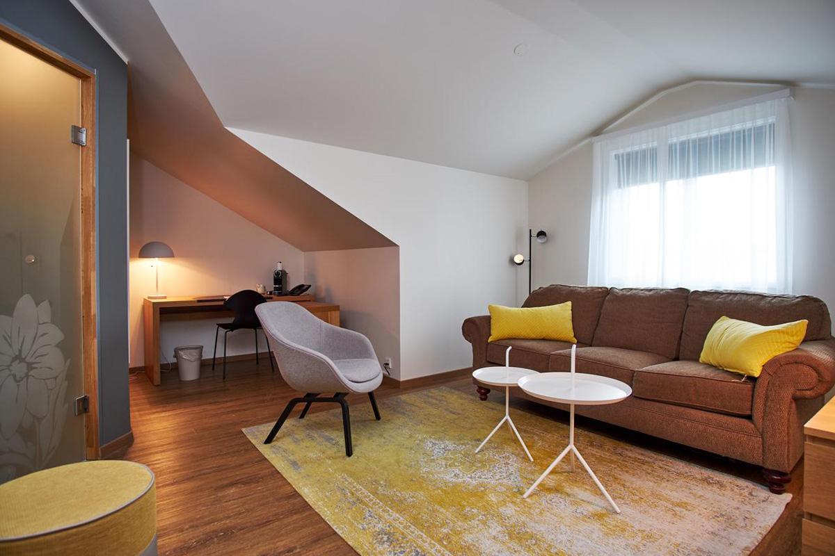 Hótel Berg - Lounge 2