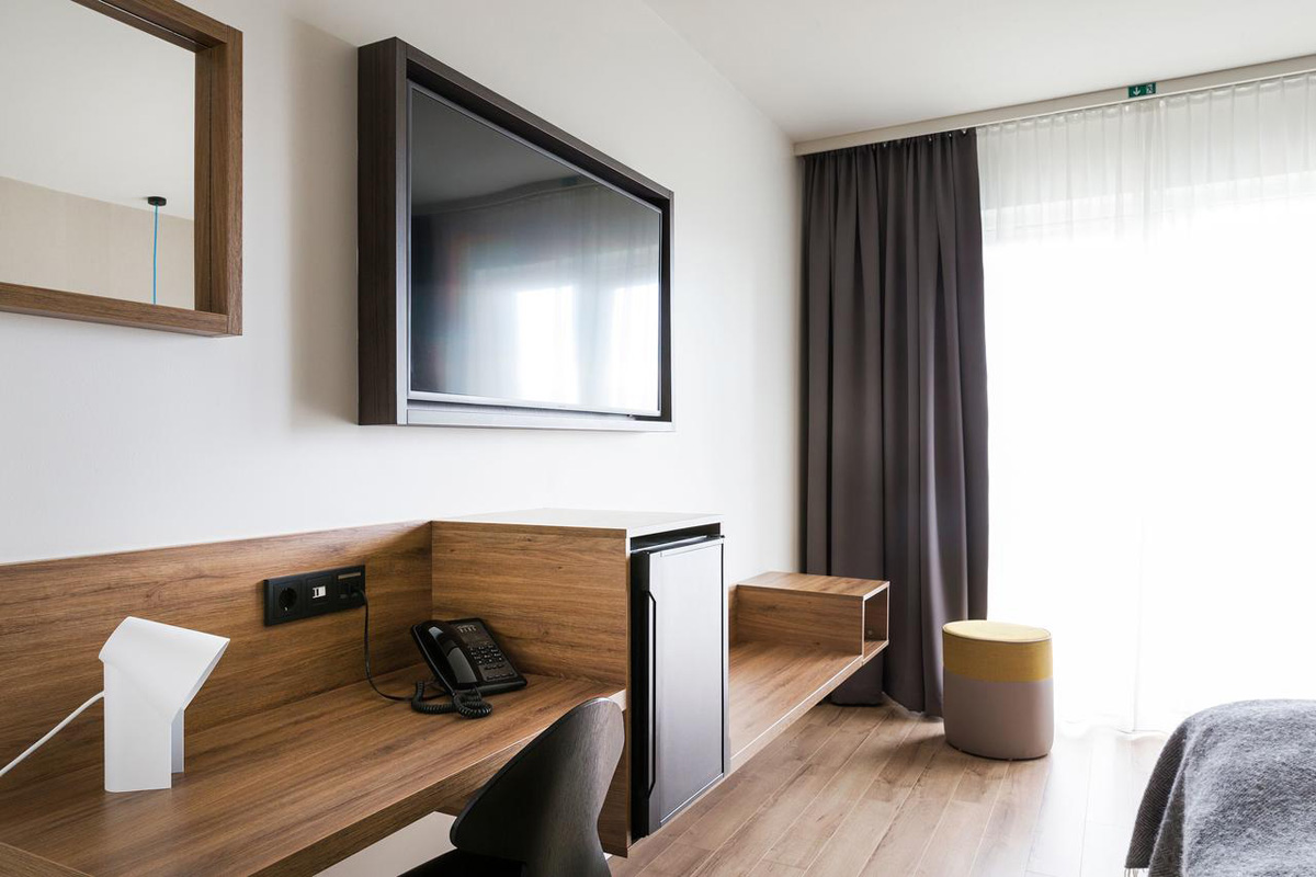 Hótel Berg - Room 2
