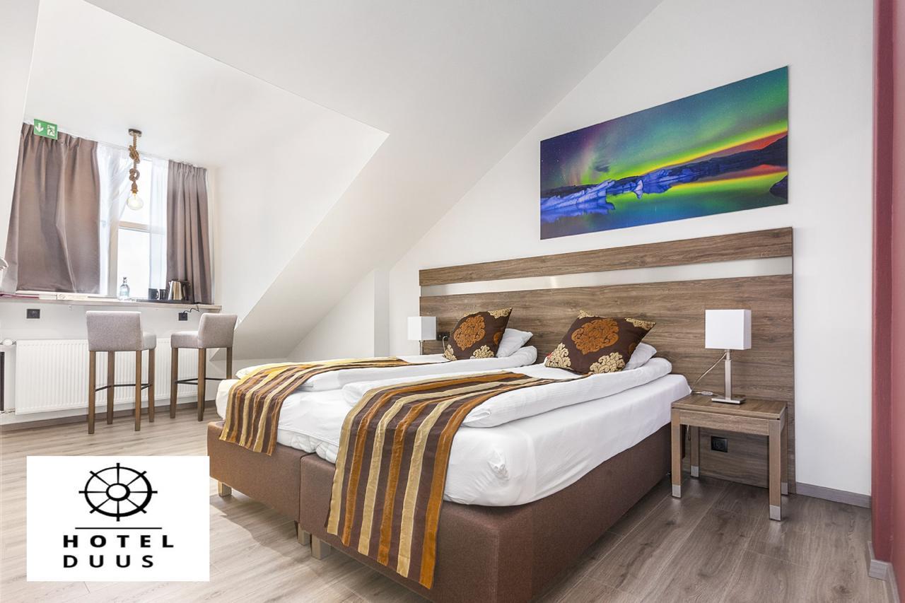 Hótel Duus - Room2
