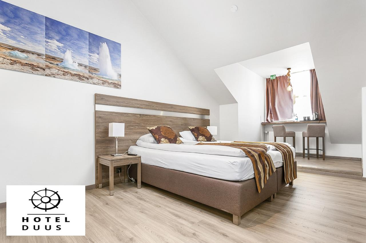Hótel Duus - Room3