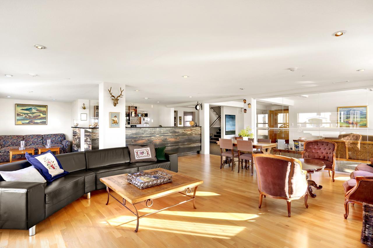 Hótel Eldey - Lobby and lounge
