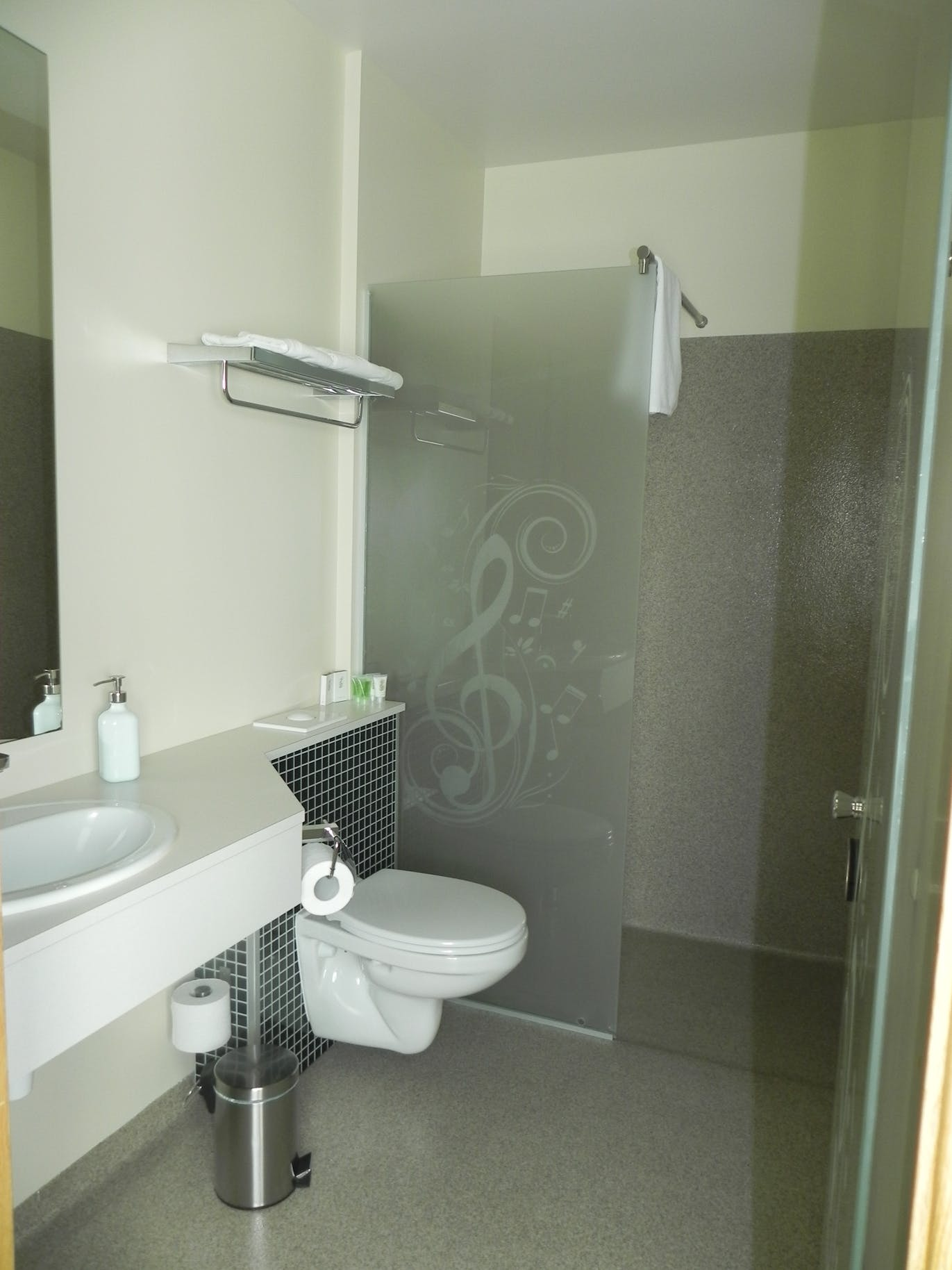 Hótel Jazz - Bathroom2