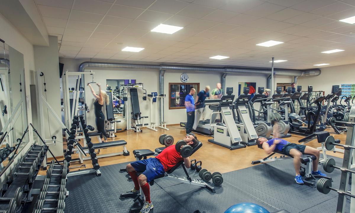 Hótel Keflavík - Fitness Center