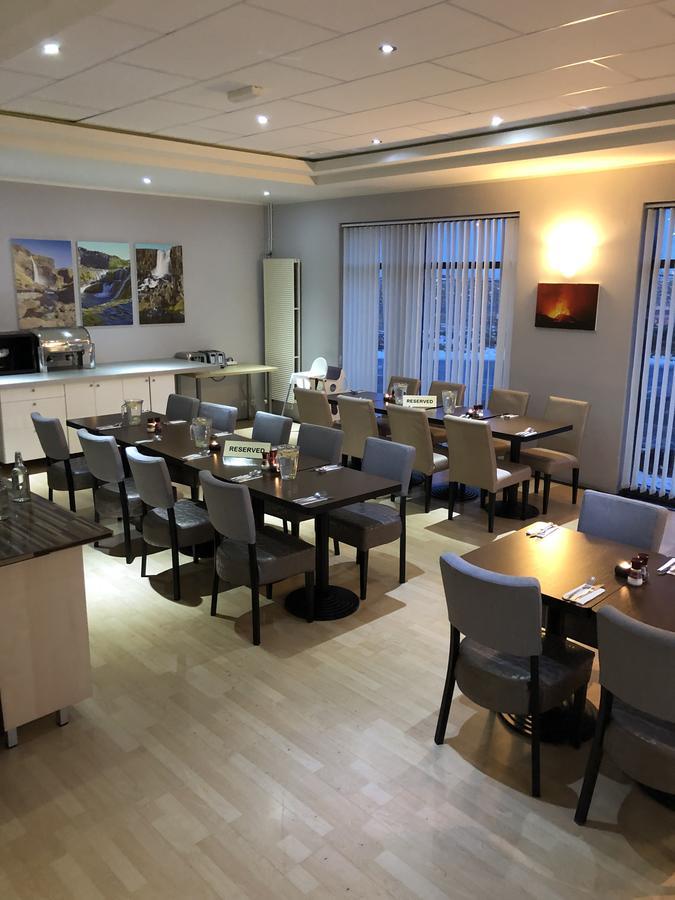 Hotel Aurora Star - Breakfast room