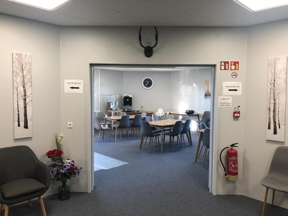 Tjarnahótel - Breakfast room