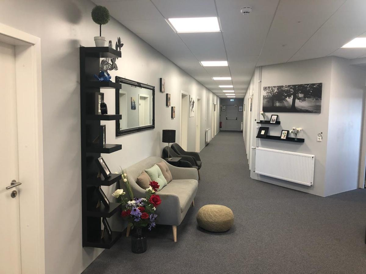 Tjarnahótel - Corridor