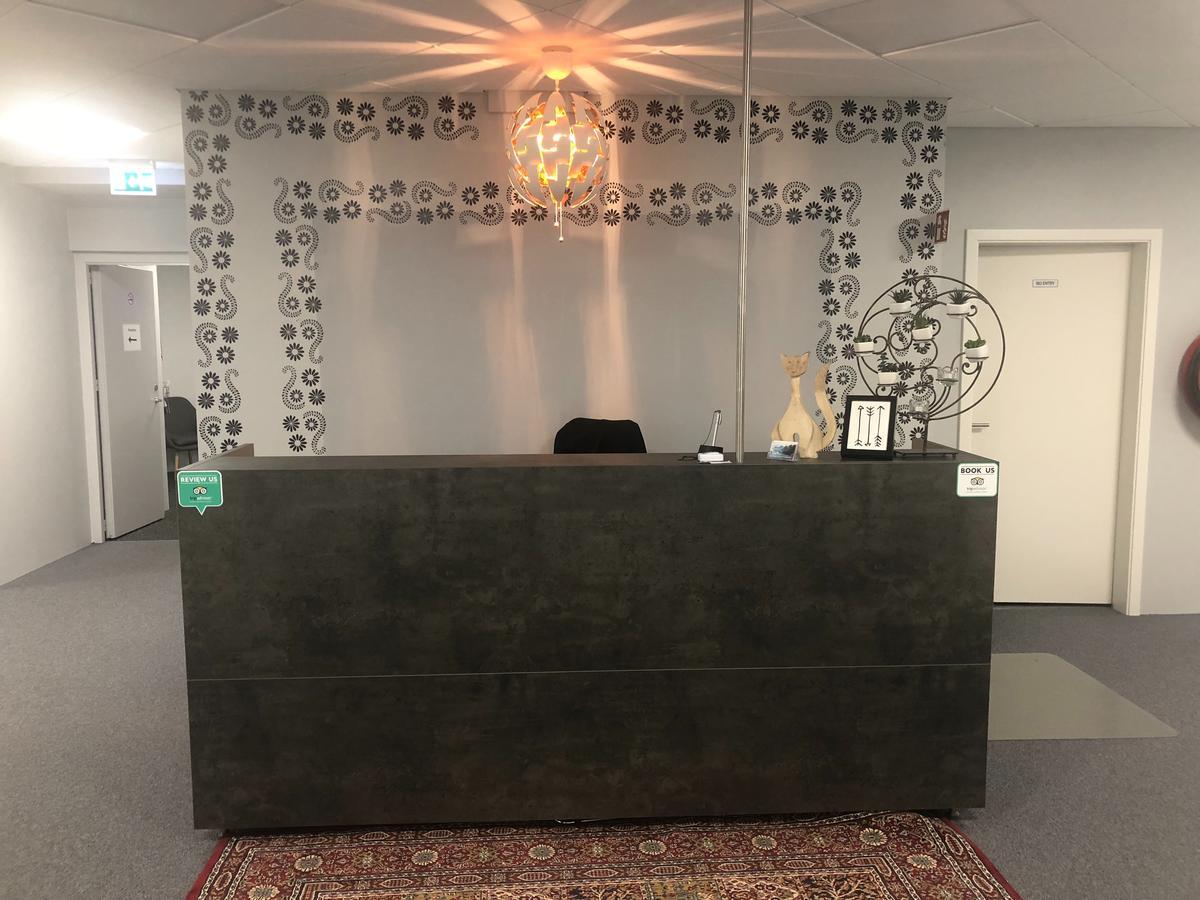 Tjarnahótel - Lobby
