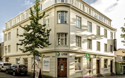 CenterHotel Skjaldbreið ⭐️⭐️⭐️⭐️