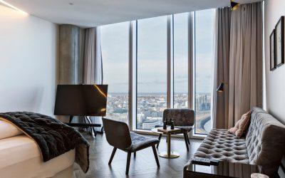 Tower Suites Reykjavik ⭐️⭐️⭐️⭐️